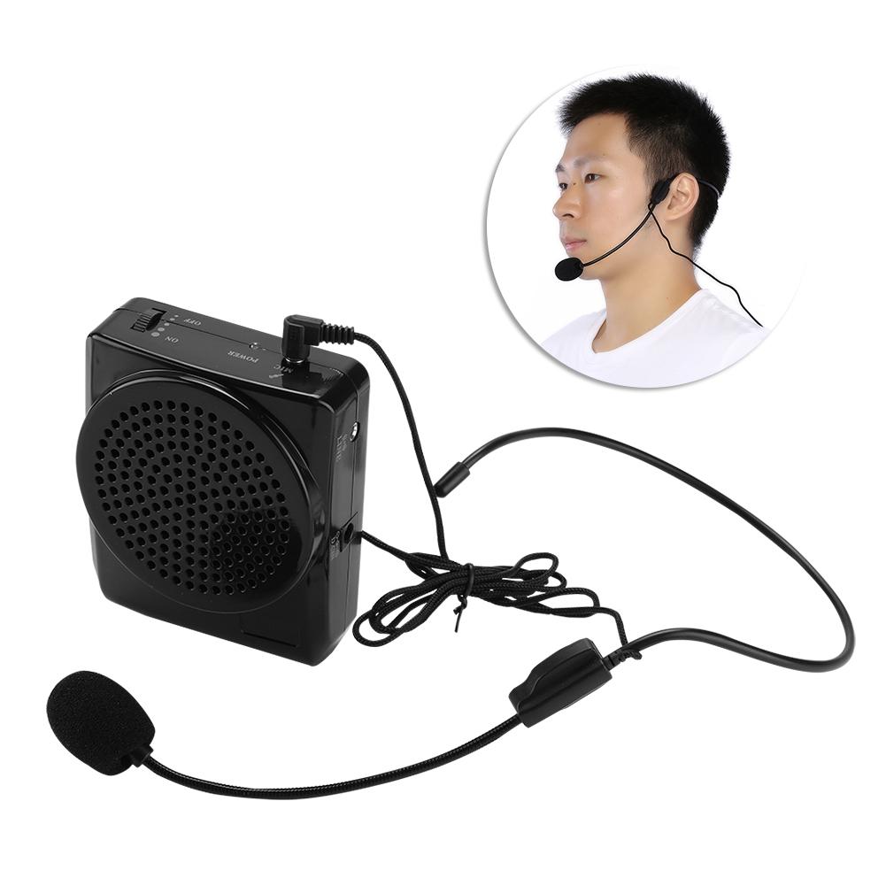 Portable Waistband Voice Amplifier Changer Sound Booster ...