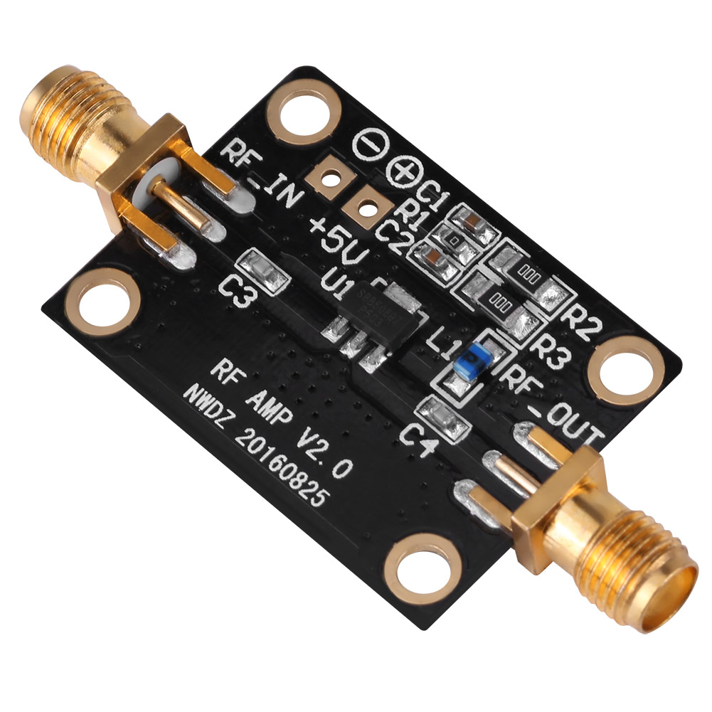 Low Noise Amplifier Lna 005 4ghz Rf Fm Hf Vhf Uhf Ham Radio Fine 30watt Circuit For Broadcast Band Nf06db