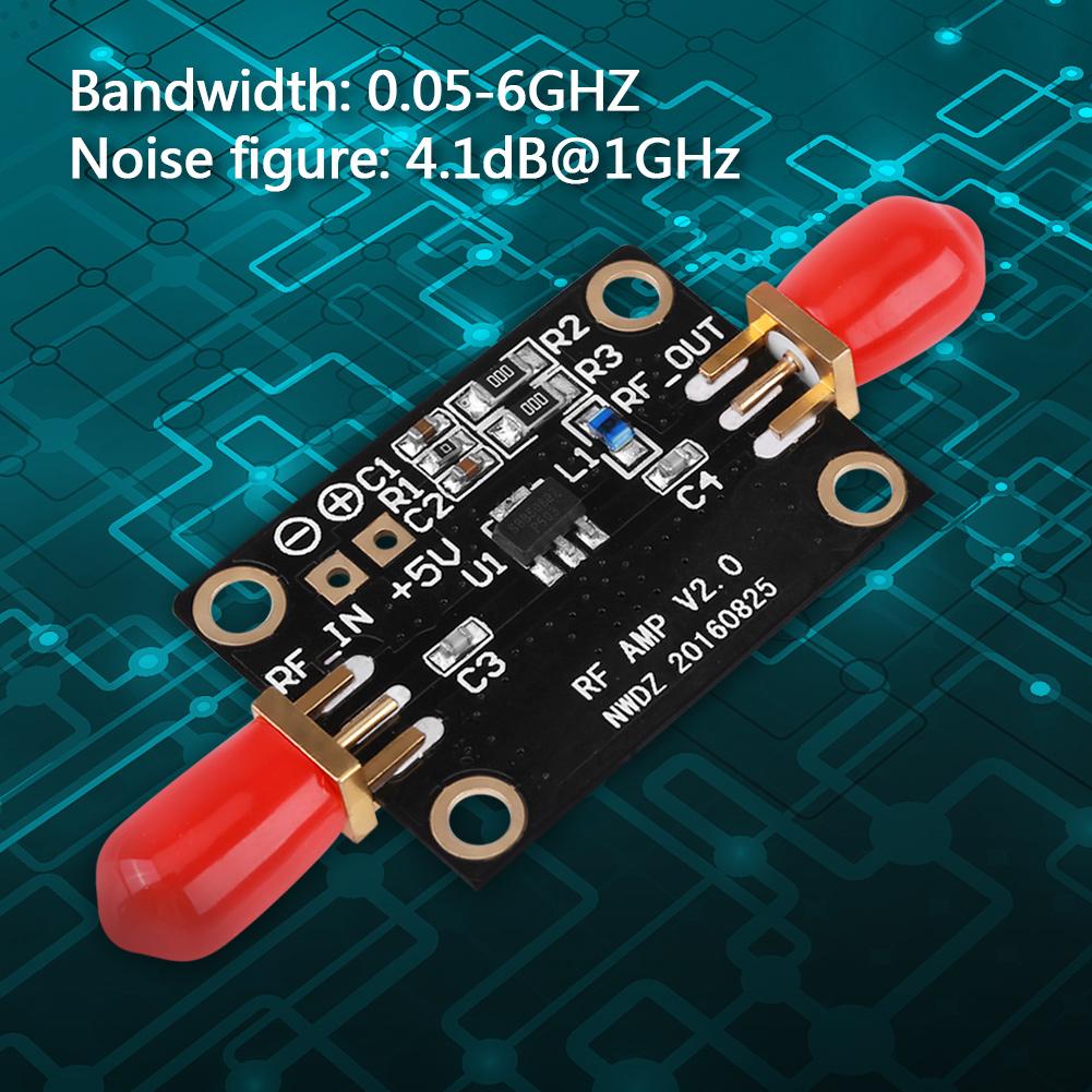 Low Noise Amplifier Lna 005 4ghz Rf Fm Hf Vhf Uhf Ham Radio Fine 30watt Circuit For Broadcast Band Details