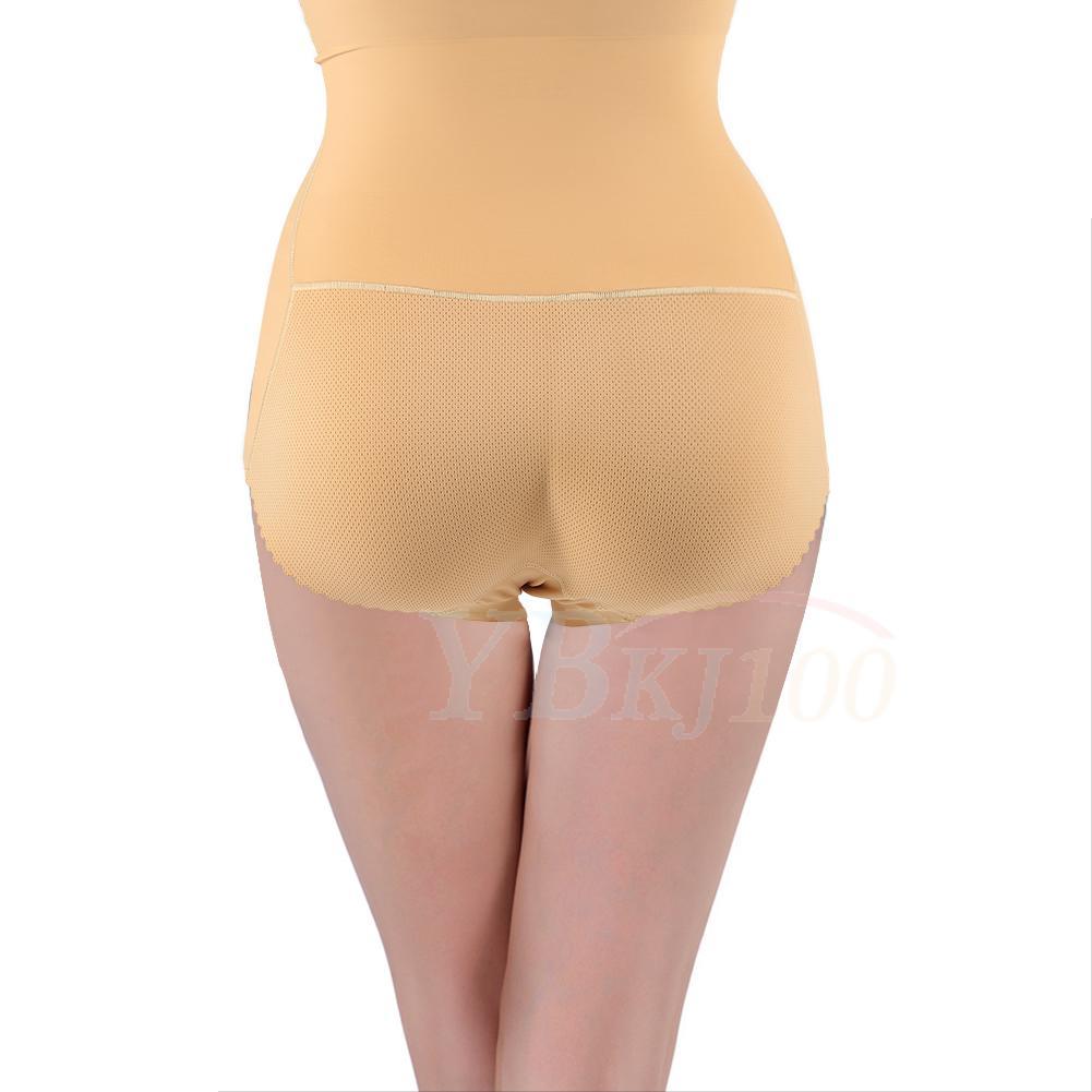 sexy women high waist butt shaping lifting panties padded briefs