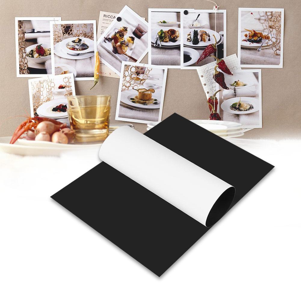 new 5pcs a4 flexible magnetic inkjet printing sheet printable photo
