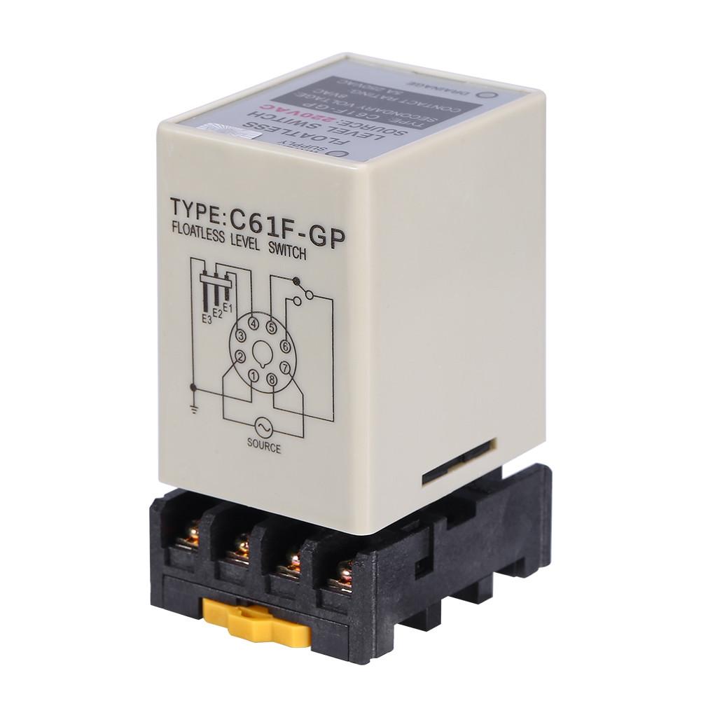 C61f 60hz Liquid Floatless Level Switch