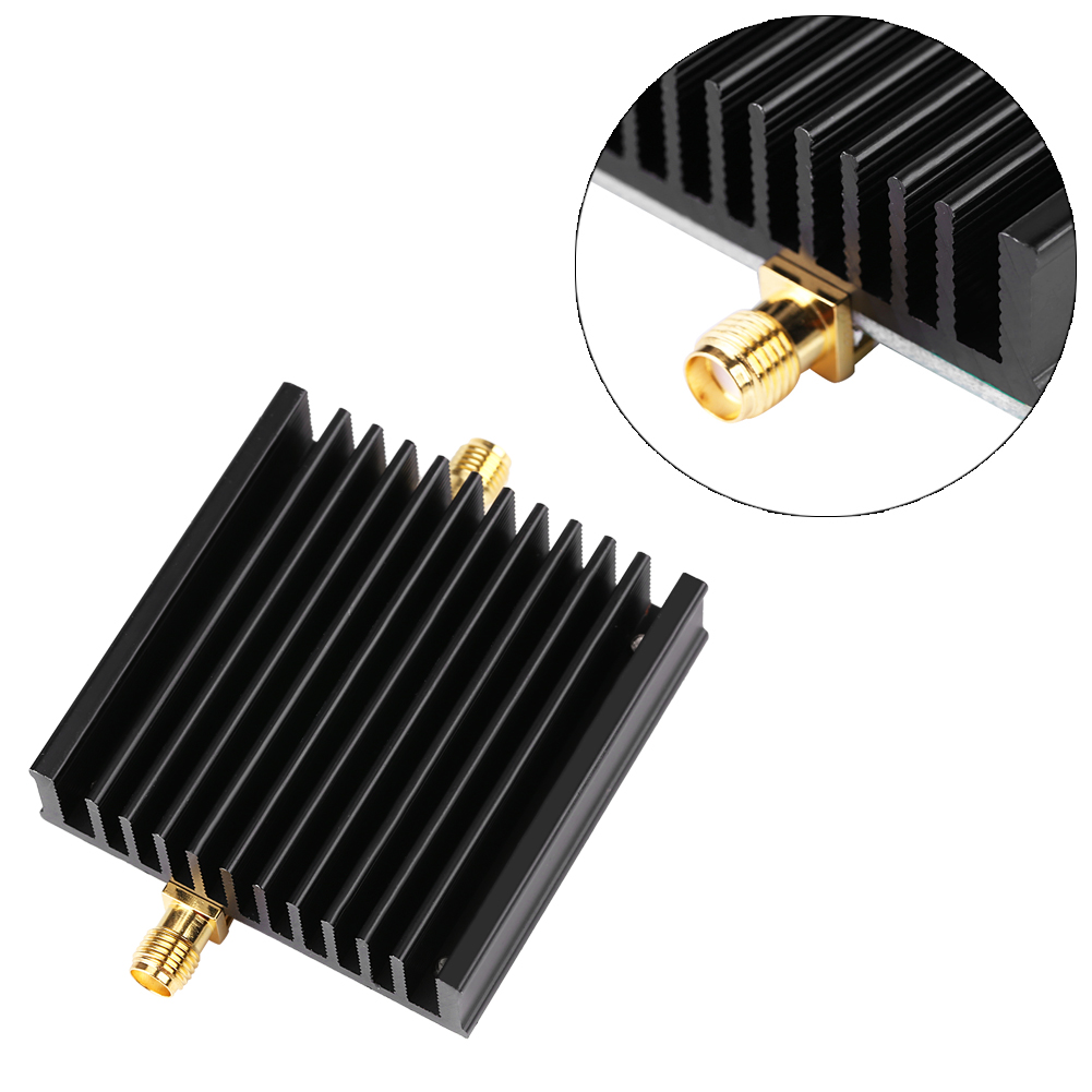 1 930mhz 2w Rf Broadband Power Amplifier Module For Radio 70mhz Fm Transmission Hf Em
