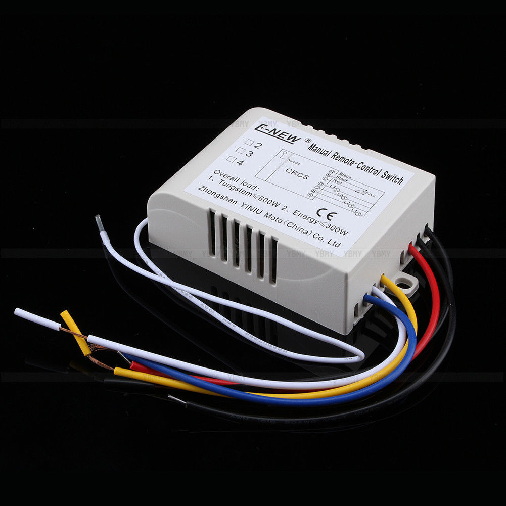 About 3way Digital Wireless Remote Control Light Lamp On Off Switch Led 180 240v 2 3 Way Rf For