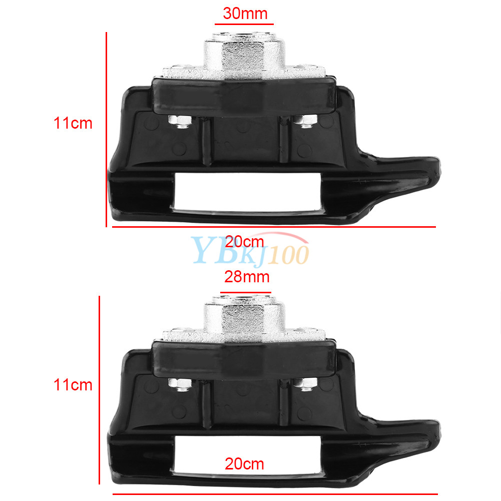Black Plastic Nylon Mount Demount Head For Tire Changer Machine Diameter 28mm//30mm Tire Changer Mount//Demount Head 28MM