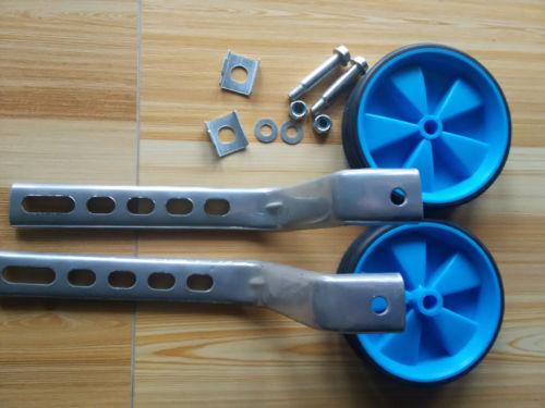 "2PCS Kid Child Practical Training Stable jockey wheel fit 12/""-20/"" Bike Bicycle"