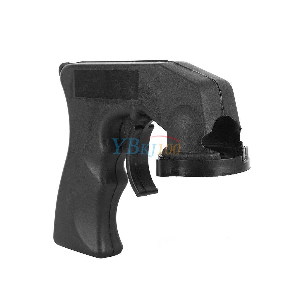 Car Auto Aerosol Spray Painting Can Gun Plastic Handle