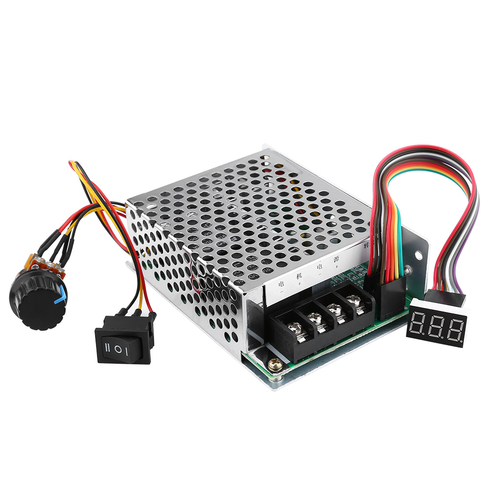 Dc Motor Controller By Sg3525