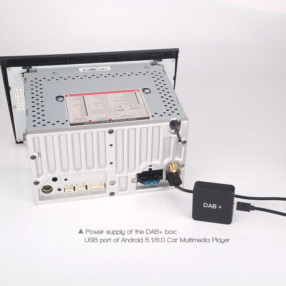 digital radio broadcast dab box media usb receiver antenna. Black Bedroom Furniture Sets. Home Design Ideas