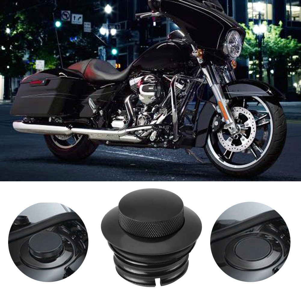 Motorcycle reservoir fuel tank gas cap cover for harley dyna touring motorcycle reservoir fuel tank gas cap cover for harley dyna touring super glide fandeluxe Choice Image