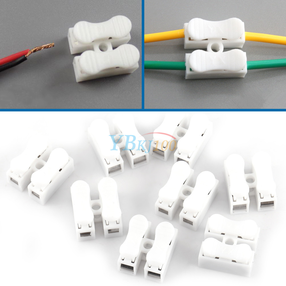 Contemporary Electrical Wire Connectors Types Photos - Electrical ...