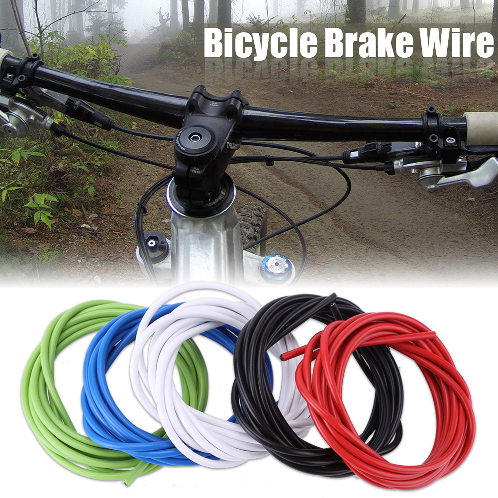 Mountain Bike Road Bicycle Front /& Rear Wire Gear Shift Brake Cable Hose Housing