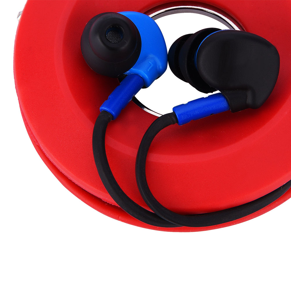 Donut Magnet Silica Earphone Earbud Headphone Holder Cable Cord Wire StorageSG