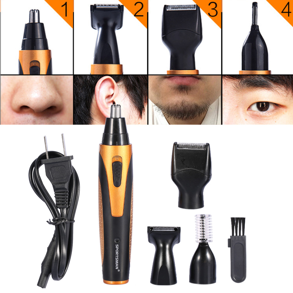 Professional Mens Electric Hair Trimmer Clipper Shaver Barber