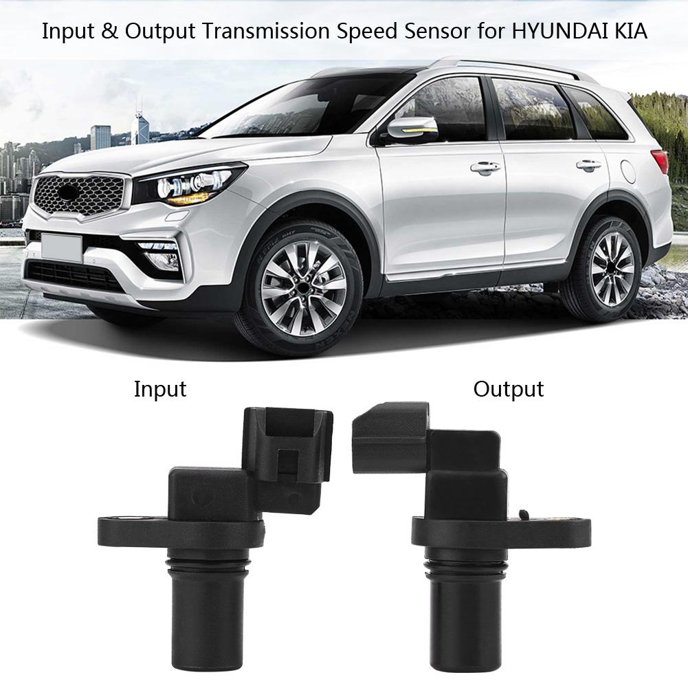 Pair input output transmission speed sensor for hyundai azera kia pair input output transmission speed sensor for hyundai azera kia 42621 39052 fandeluxe Gallery