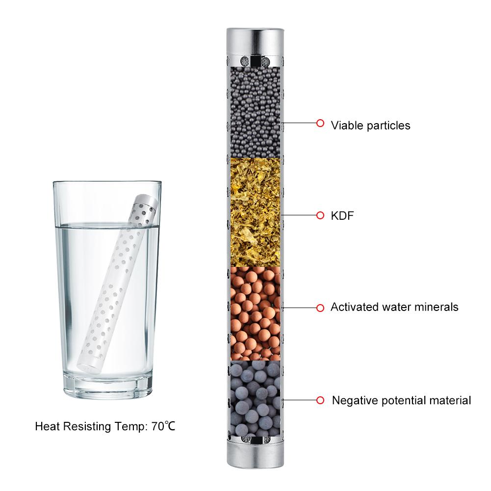 Hydrogen Alkaline Water Stick Ph Alkalizer Ionizer
