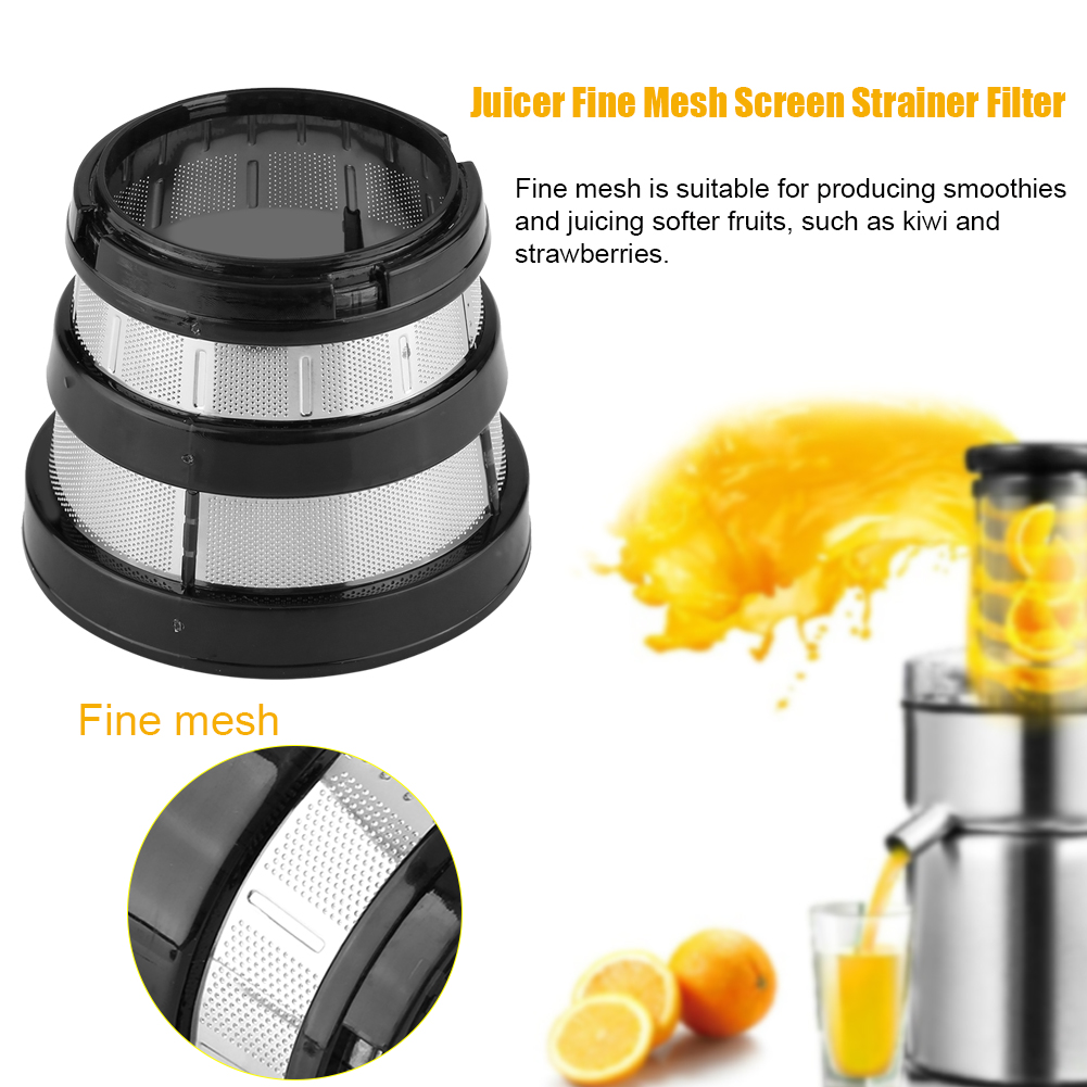 Hurom Slow Juicer Filter : Slow Juicer Fine Filter Mesh Strainer Small Hole for Hurom HH-SBF11 HU-19SGM EB eBay