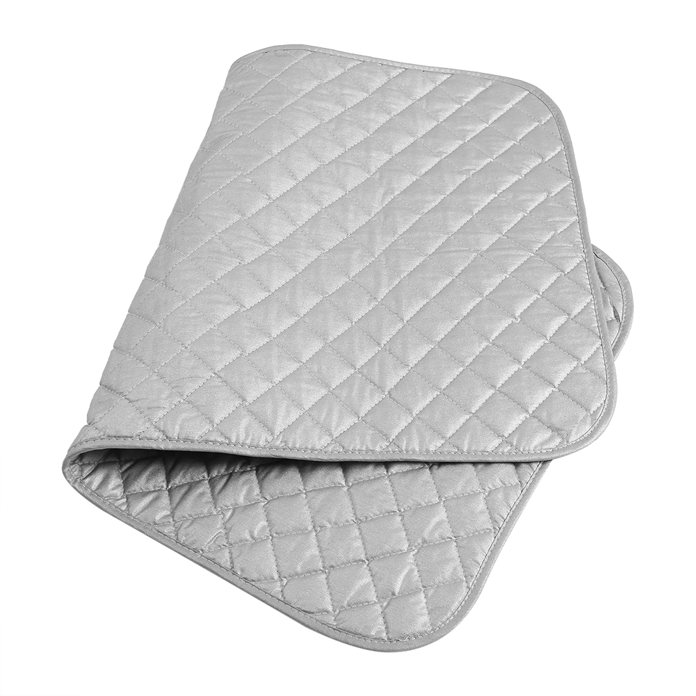 Portable Foldable Ironing Pad Mat Blanket For Table Top