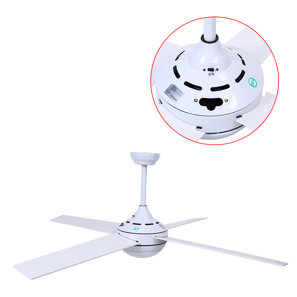 36 Inch 3 Blade Led Ceiling Fan With Integrated 24 Watt