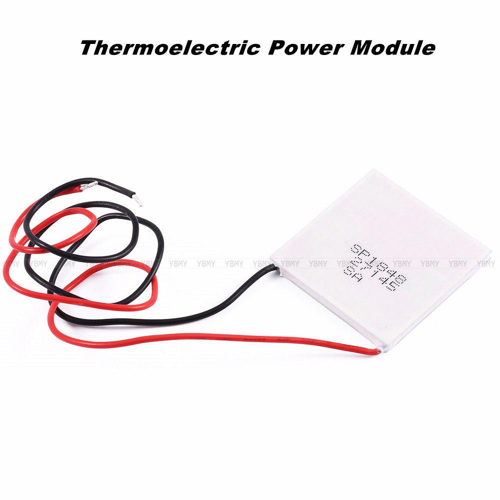 thermoelectric power generator peltier module teg 40x40mm