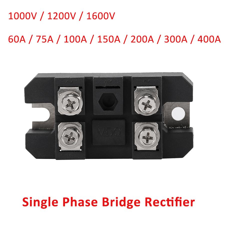 Full-Wave Bridge Rectifiers 1.5 Amps @ 200 Volts 8