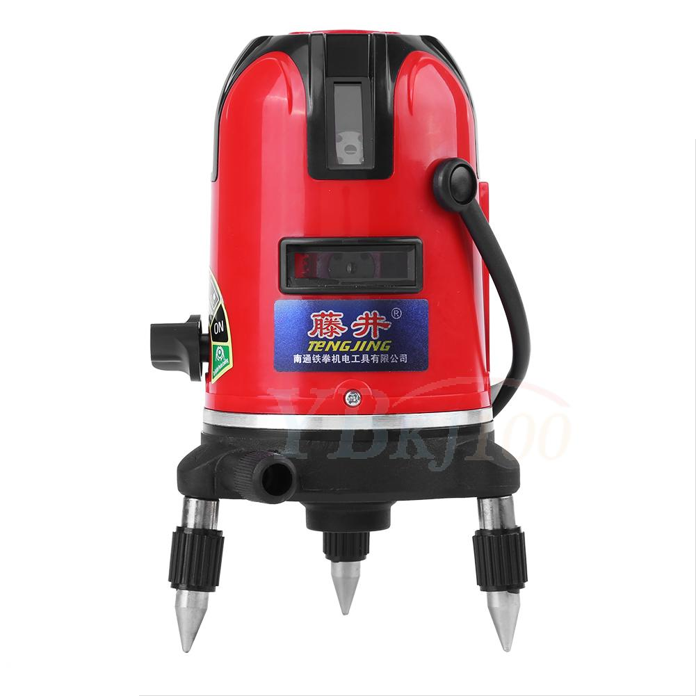 360 176 Rotary Laser Level 5 Line 6 Point Automatic Self