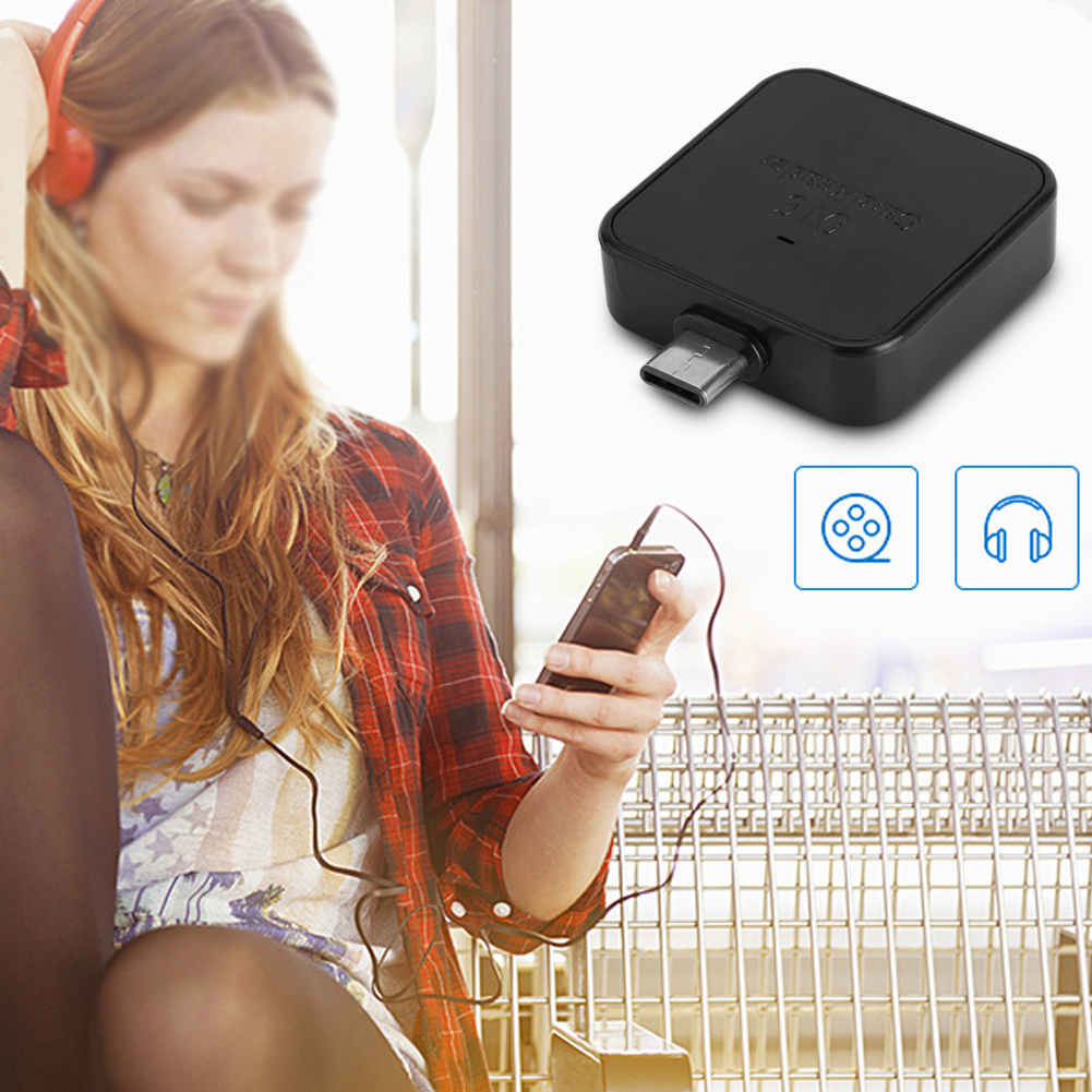 how to use otg tf card reader