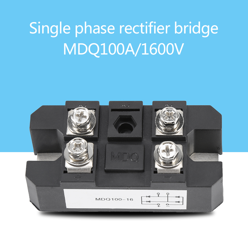 60 75 100 150 200 300 400a Bridge Rectifier Full Wave Diode Module Single Phase