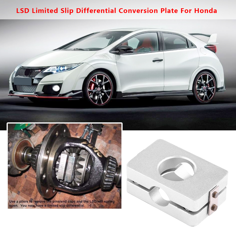 1x LSD Limited Slip Differential Conversion Plate For