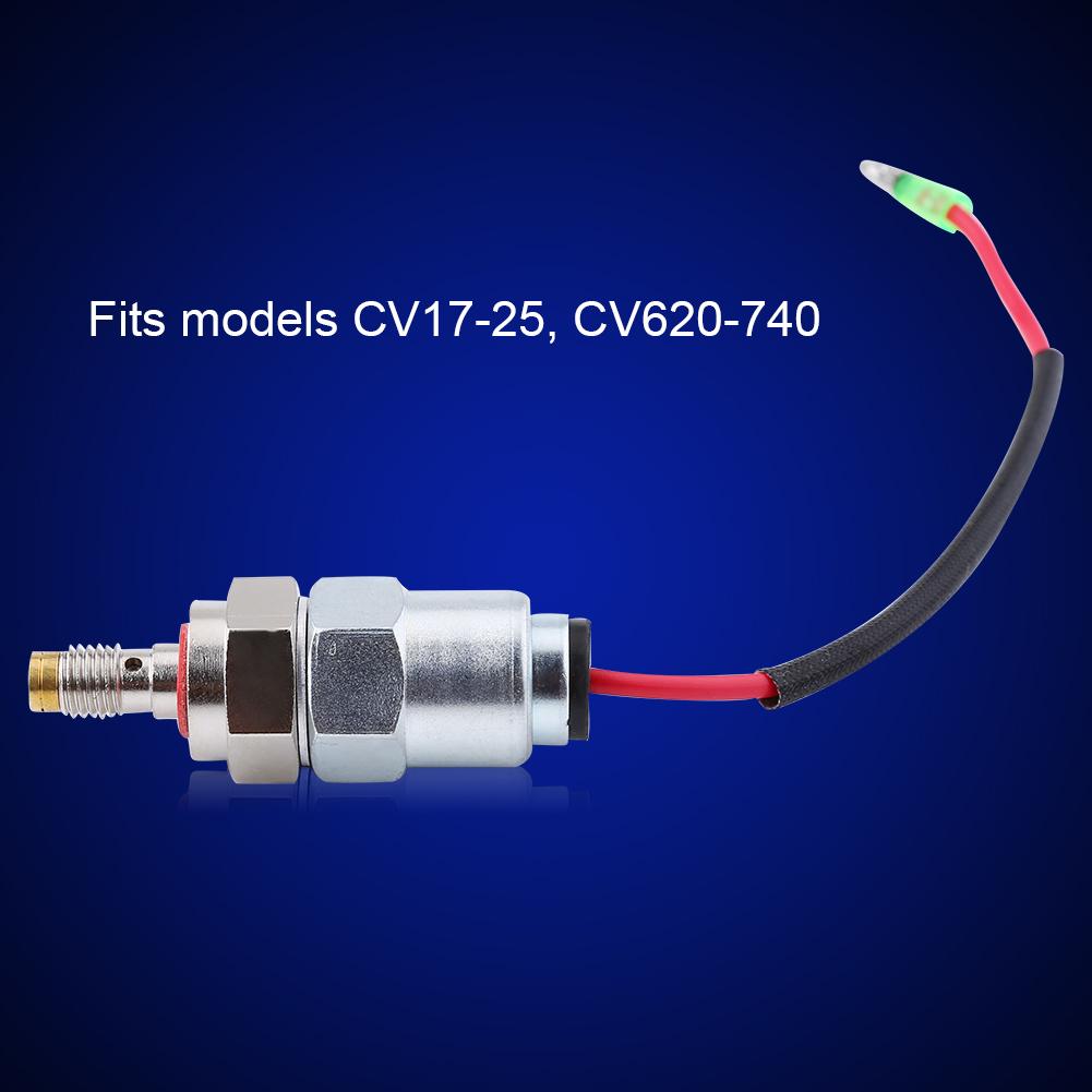 Small Engines Carburetor Fuel Solenoid Valve Repair Replacement Kit ...