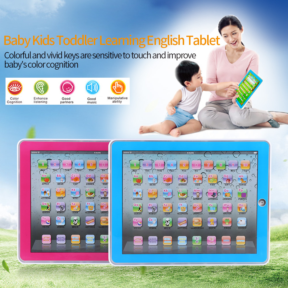 Toddler Girl Learning Toys : Baby tablet educational toys girls toy for year old