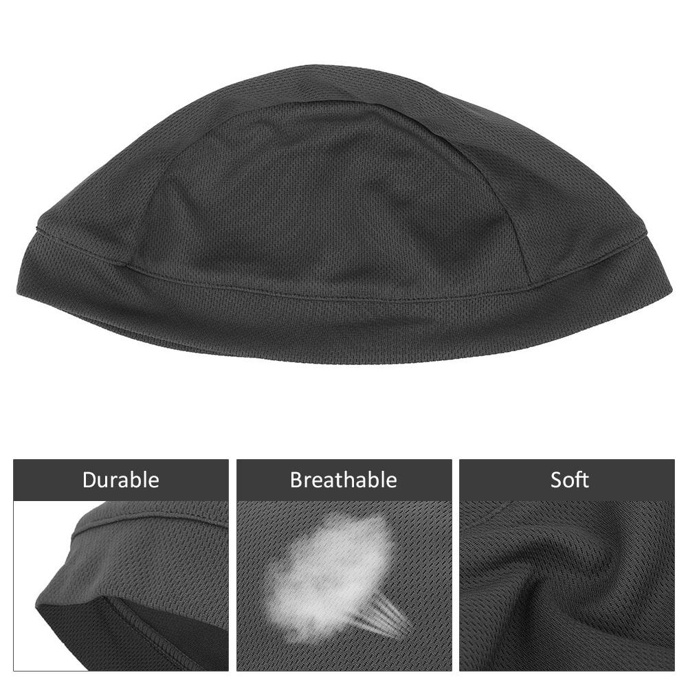 Quick Drying Hat Cycling Skull Cap Men Under Helmet Summer