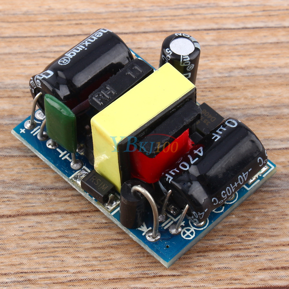 Step Down Voltage Regulator Ac 110 220v To 5v 700ma 35w Switching Power Opamp With Overvoltage Protection Circuit Supply