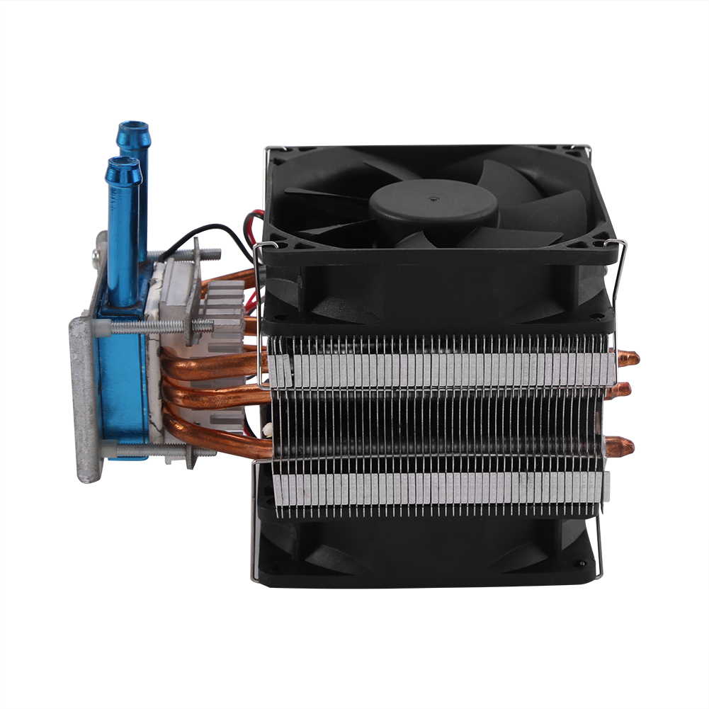 12V Thermoelectric Peltier Refrigeration Water Cooling ...