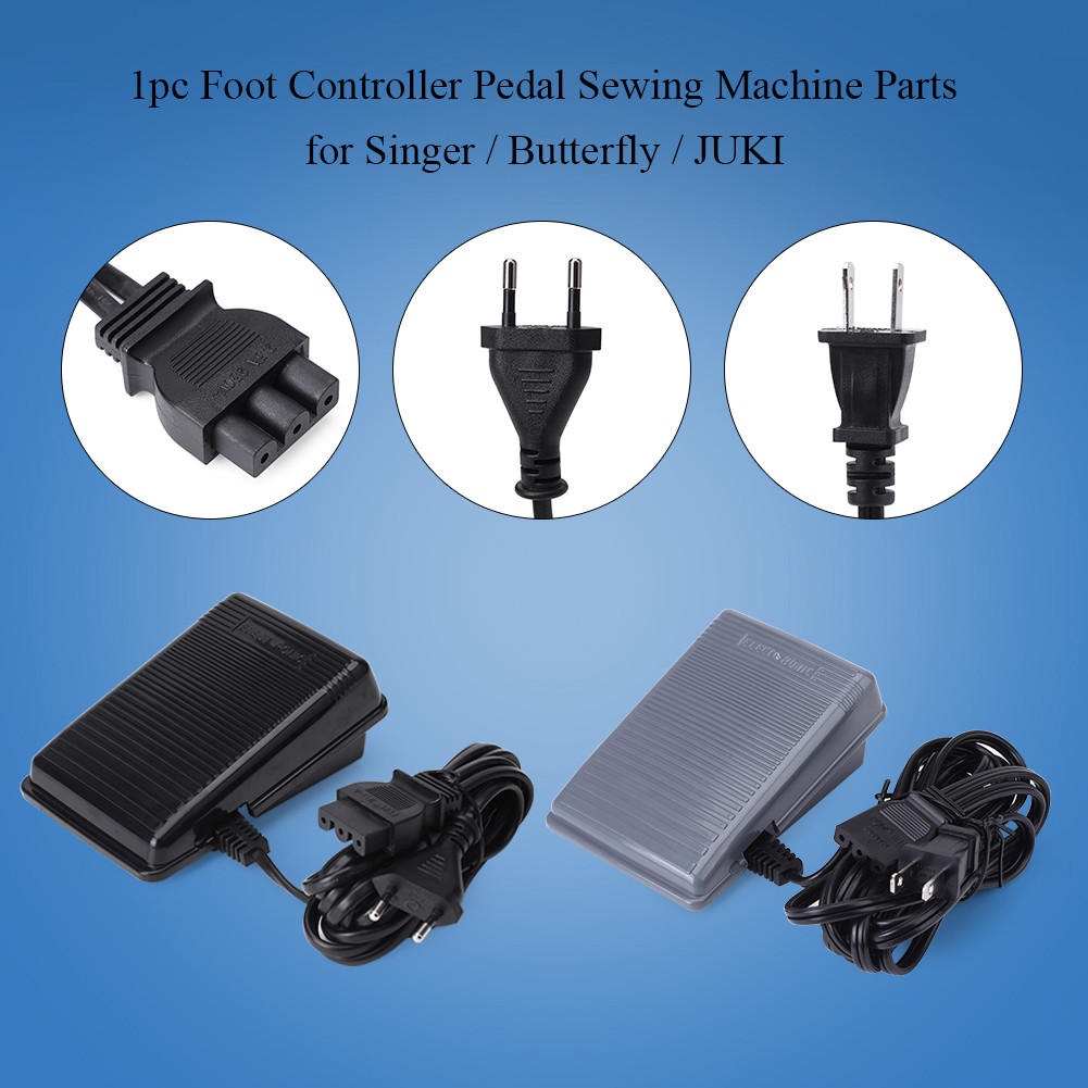 General Household Sewing Machine Foot Control Pedal Fit For Singer ...