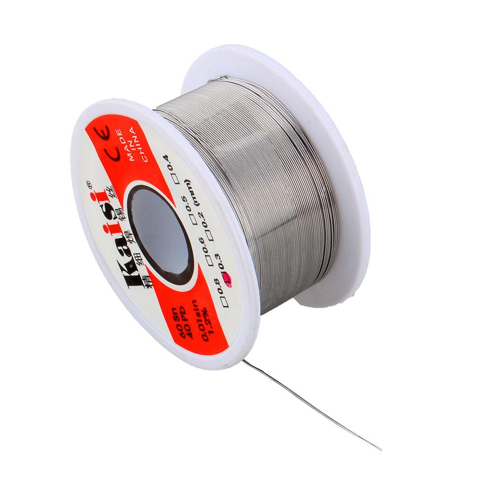 Solder Wire 150g 0.3-0.6mm Tin Lead Rosin Core Solder Welding Iron ...