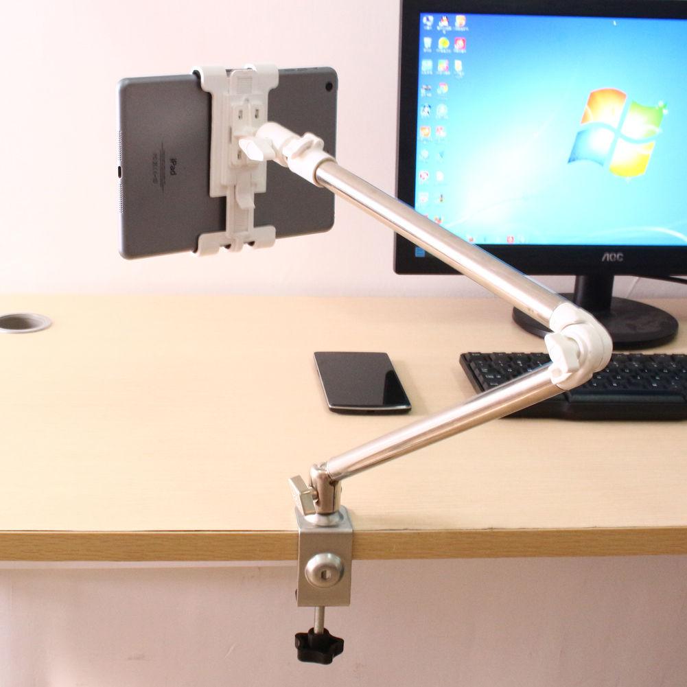 verstellbar halterung halter tisch bett st nder f r ipad. Black Bedroom Furniture Sets. Home Design Ideas