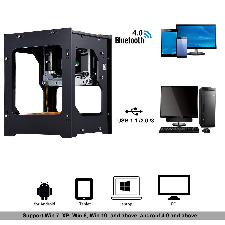 New Usb Laser Engraver Stamping Printer Machine Cutting