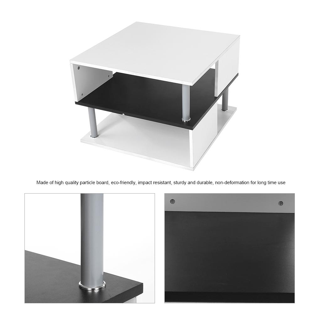 couchtisch wohnzimmertisch sofatisch beistelltisch mit. Black Bedroom Furniture Sets. Home Design Ideas