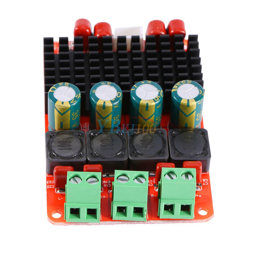 TPA3116 2x50W Mono 100W Digital Audio Power Amplifier Board Module 12V 24V AMP