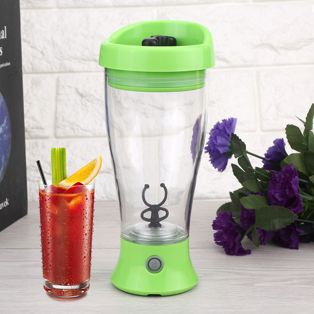 Battery-Powered Mixer Mixing Bottle Cup Shaker Protein ...