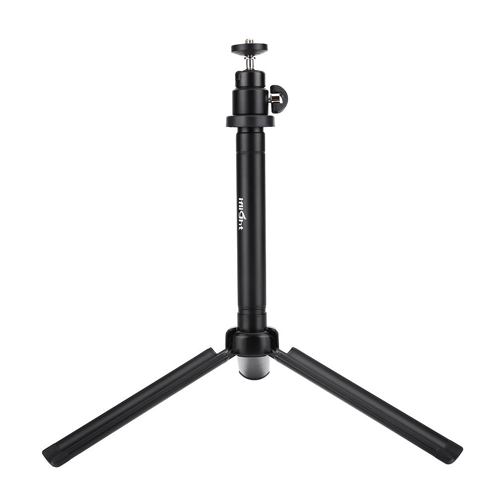 Light Stand Gimbal: Ajustable Tripod Stand Mount For DJI Osmo Handheld