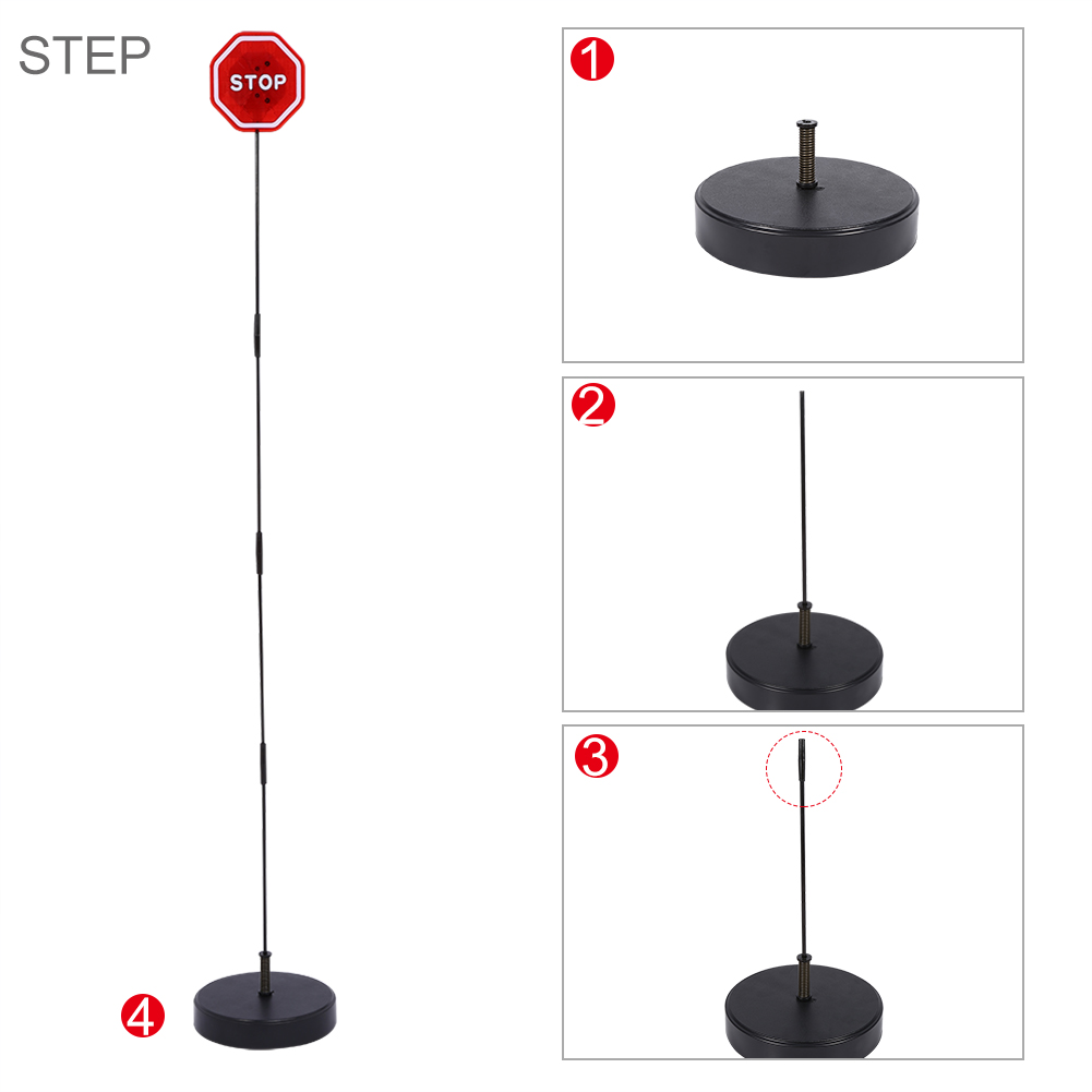 Flashing LED Stop Sensor With Flexible Stand Auto Parking