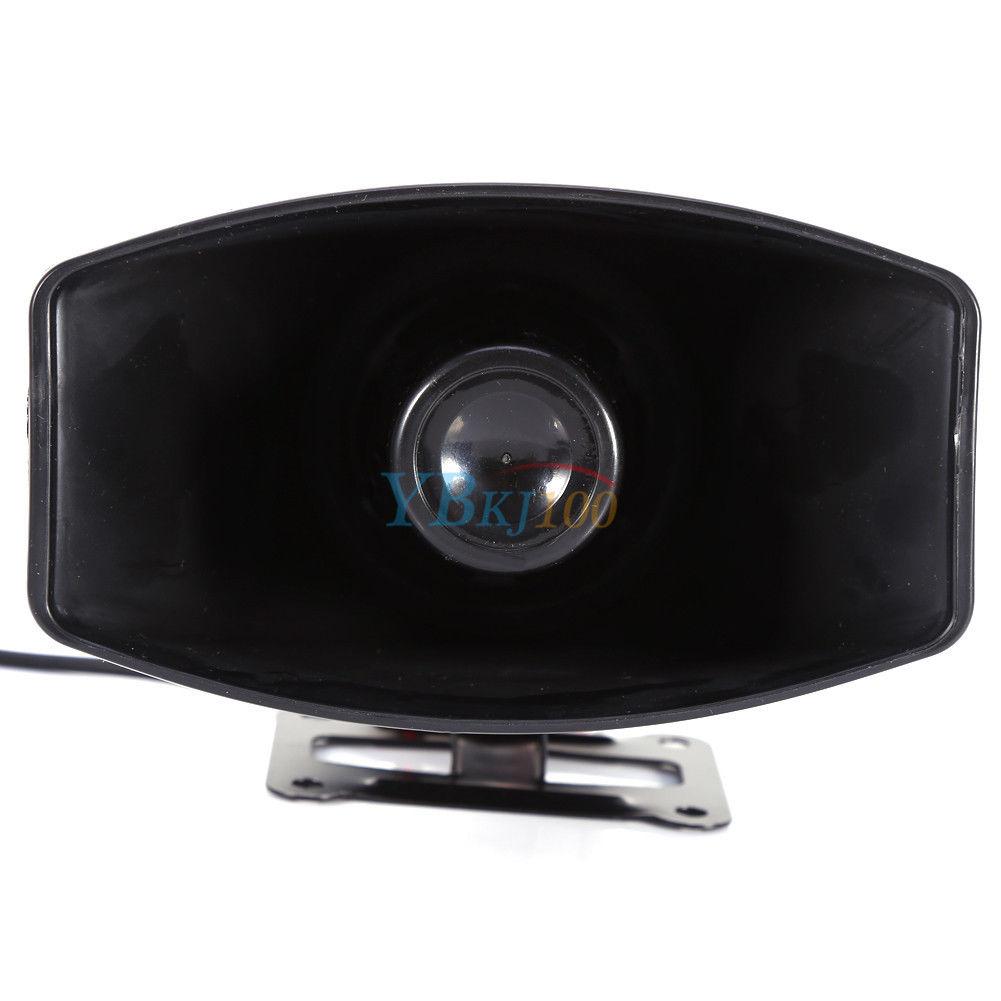 5 ton laute hupe signalhorn 300db mit mic lautsprecher pa. Black Bedroom Furniture Sets. Home Design Ideas