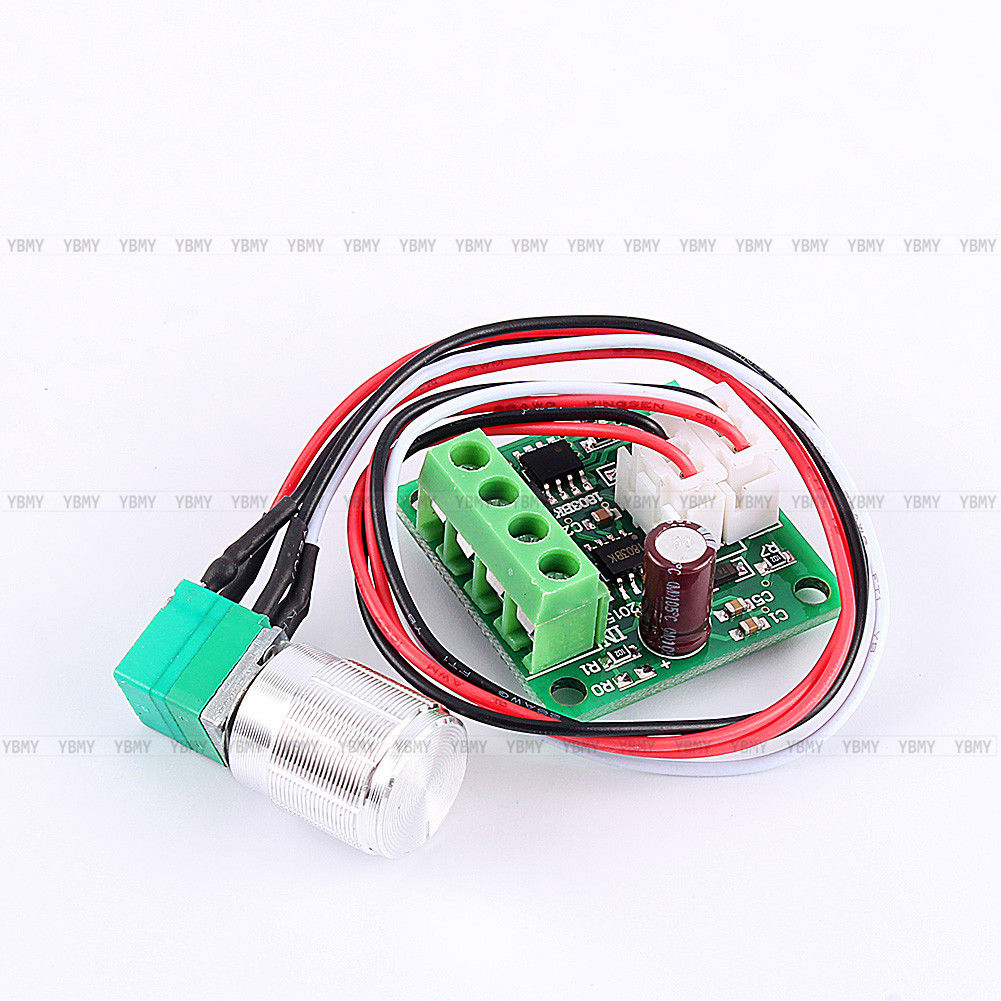 Mini 18 15v 2a Pwm Dc Motor Speed Regulator Controller Switch Small 2015 New Hot