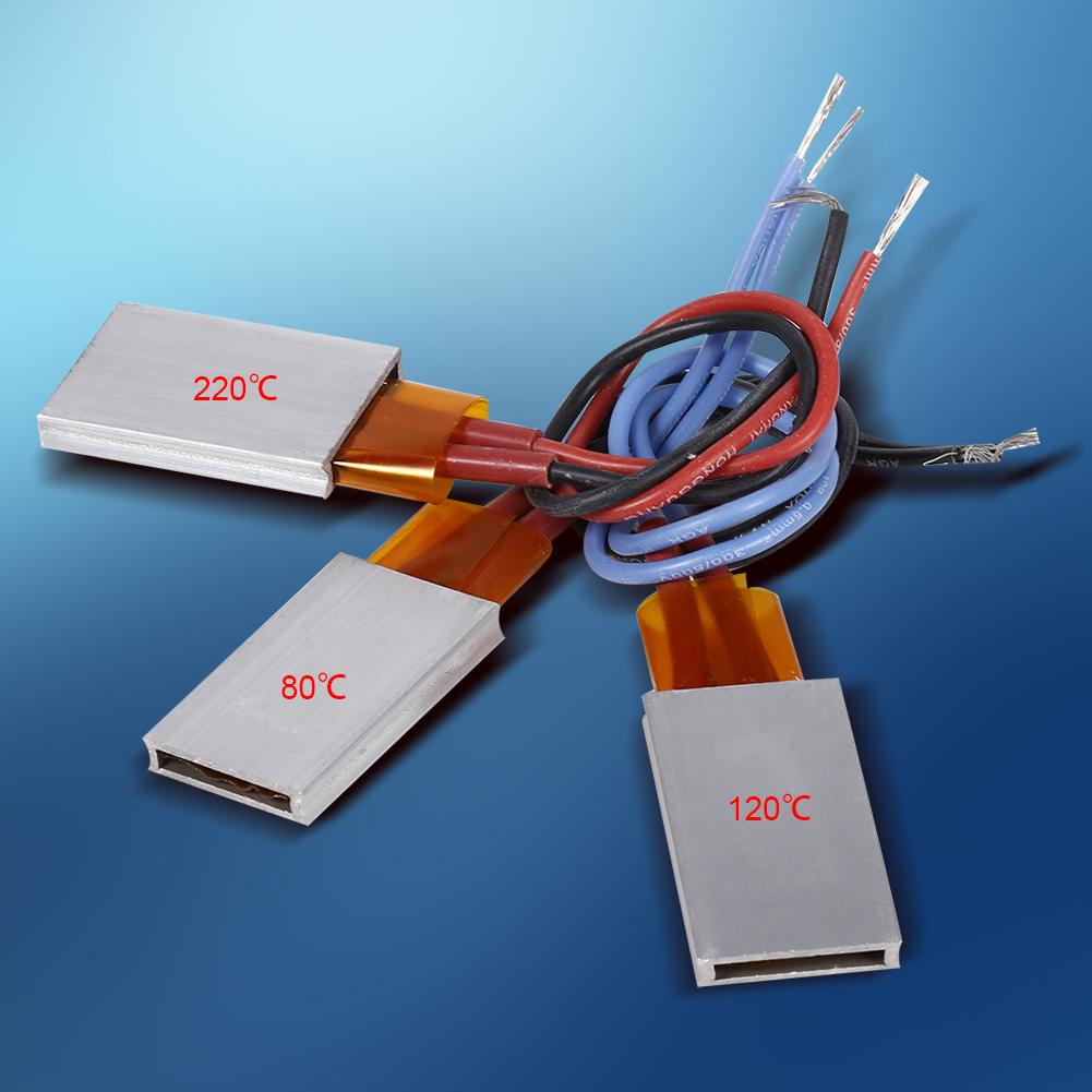 Ptc Aluminum Ceramic Heater 12v 80 176 C 220 176 C Hair Dryer