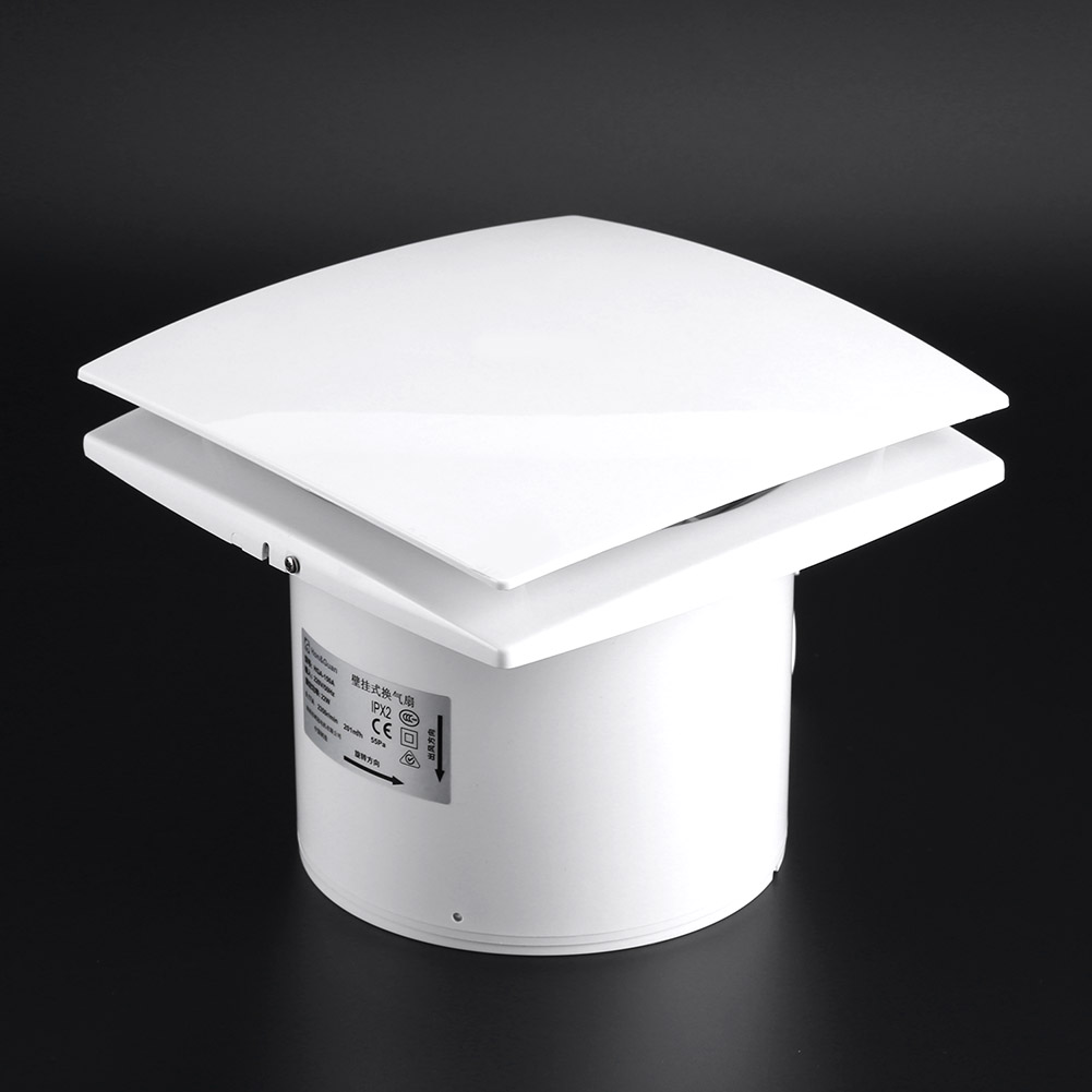 Ceiling Wall Mounted Ventilation Exhaust Fan With
