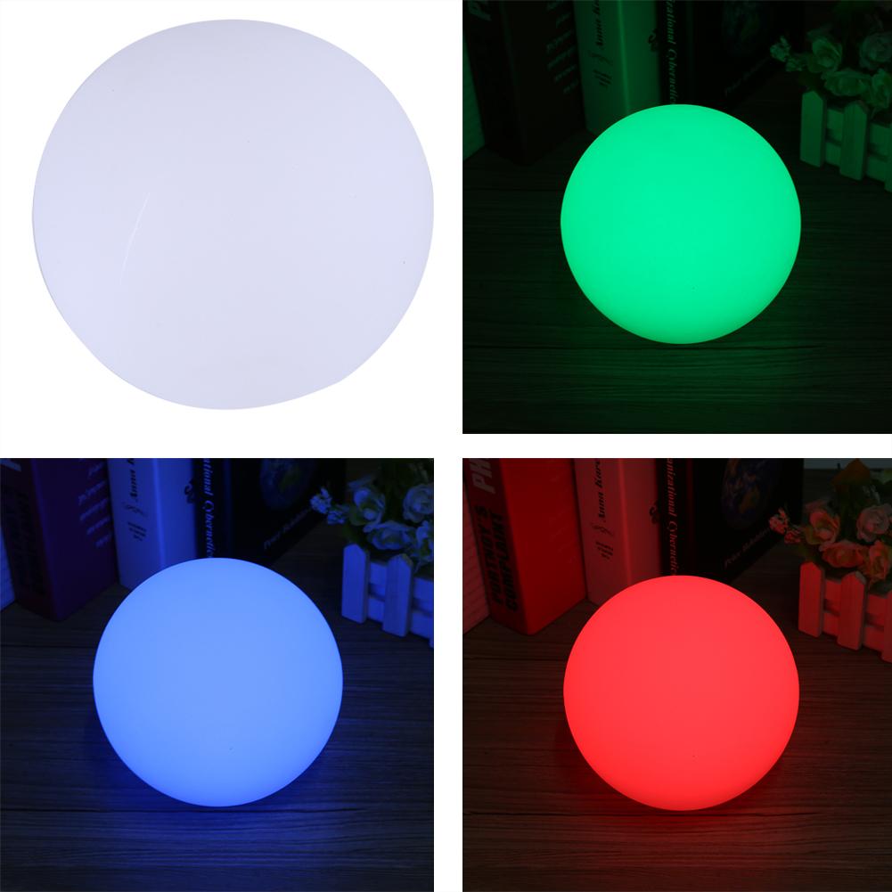 Farbwechsel Wasserdicht LED Ball Licht Kugellampe Nachtlicht ...