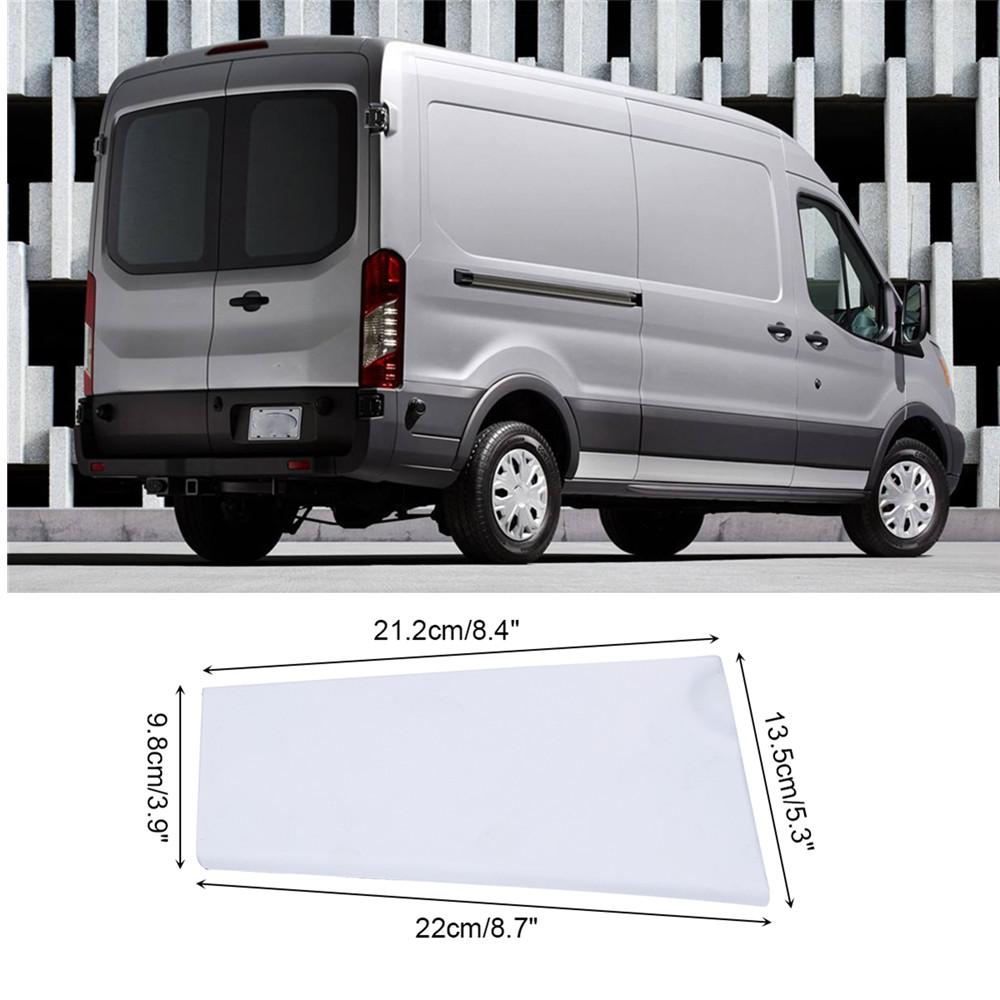 fuel cap tank filler pipe door flap for ford transit mk6 mk7 00 13 4637797 white ebay. Black Bedroom Furniture Sets. Home Design Ideas