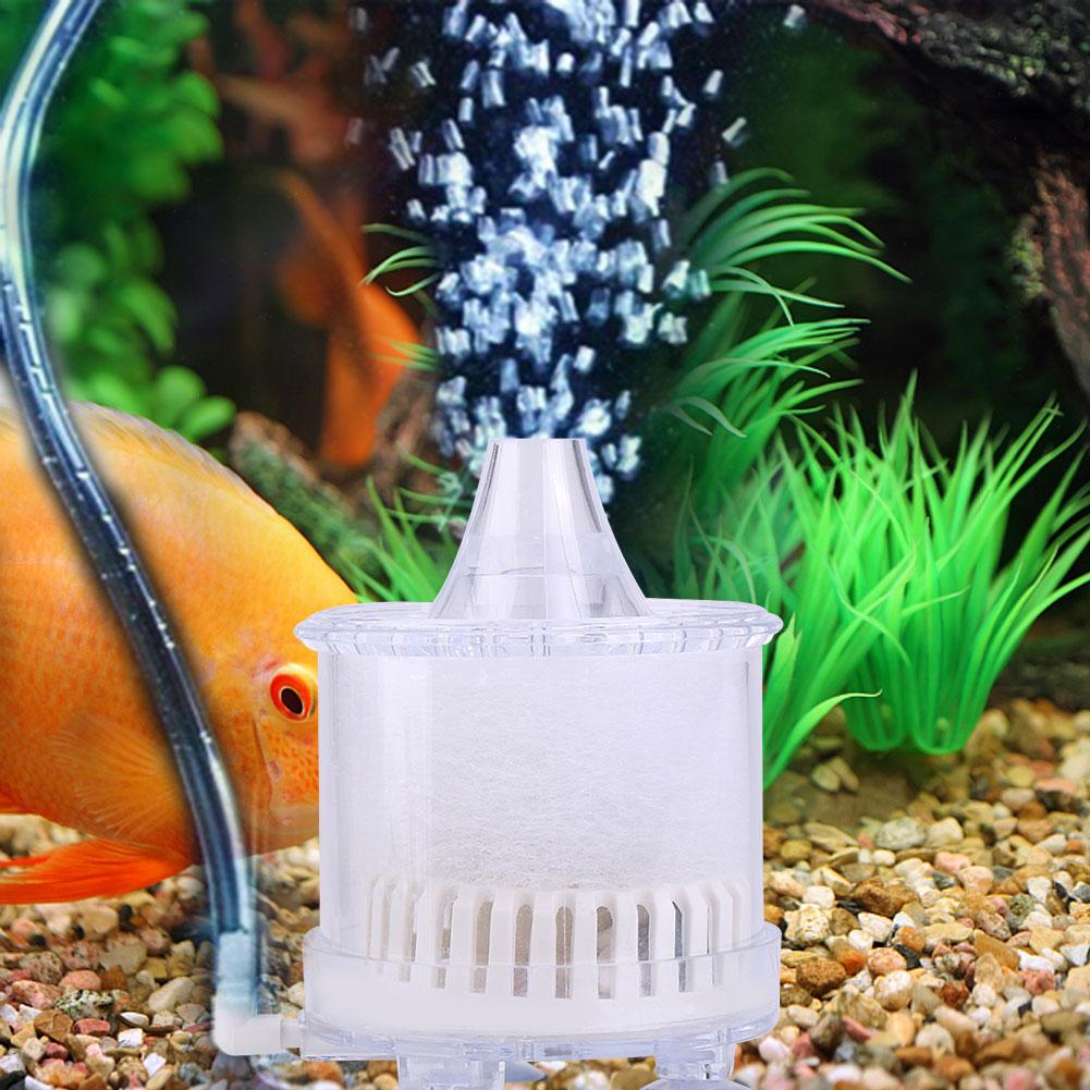 Small Big Aquarium Air Biochemical Sponge Fish Tank Corner Filter